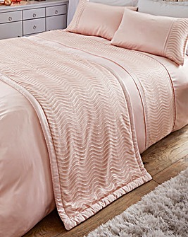 Sadie Sequin Quilted Runner