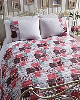 Cordelia Patchwork Bedspread