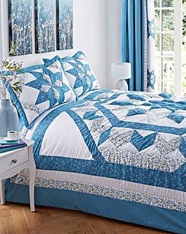 Brianne Puffball Bedspread