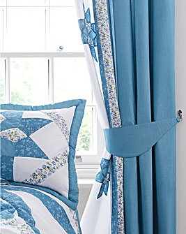 Brianne Puffball Pencil Pleat Curtains