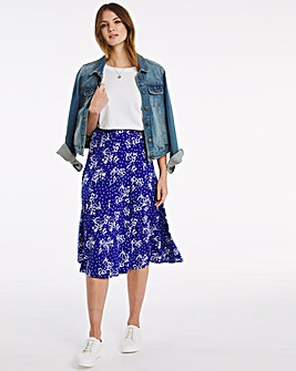 Julipa Pull On Panelled Skirt 27