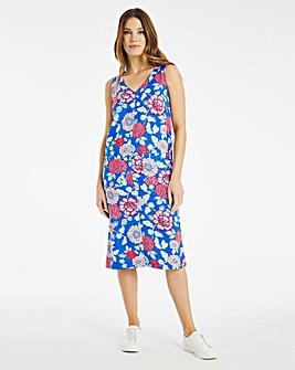 Julipa Linen Shift Dress