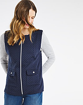 Julipa Leisure Jersey Gilet