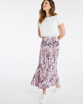 Julipa Reversible Crinkle Skirt