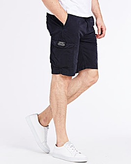 Schott Washed Cargo Shorts