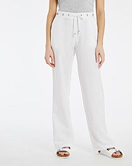 Julipa Linen Trouser Short
