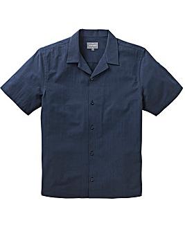 Peter Werth SS Revere Collar Shirt Long