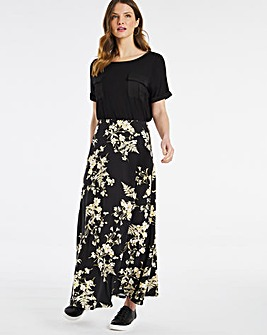 Julipa Maxi Jersey Skirt