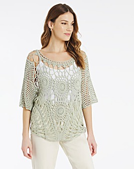 Julipa Crochet Jumper