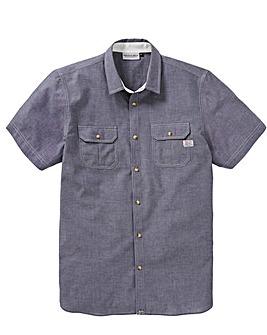 Fenchurch Station Shirt Long
