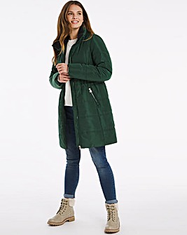 Julipa Longline Padded Jacket