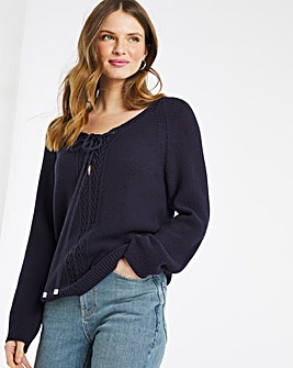 Julipa Cotton Mix Jumper