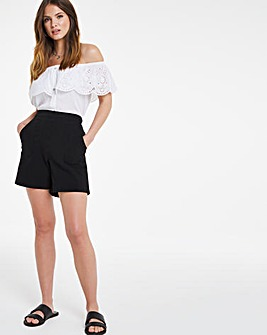 Julipa Cotton Shorts