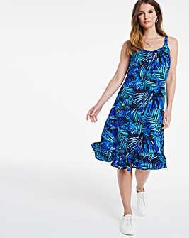Julipa Printed Sun Dress