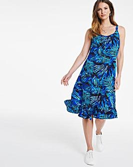 Julipa Printed Sun Dress