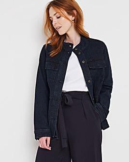 Julipa Cotton Utility Jacket