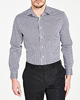 Paradigm Long Sleeve Gingham Shirt