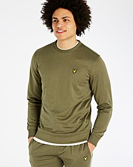 Lyle & Scott Fitness Crew Sweatshirt