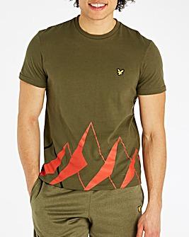 Lyle & Scott Fitness Graphic T-Shirt