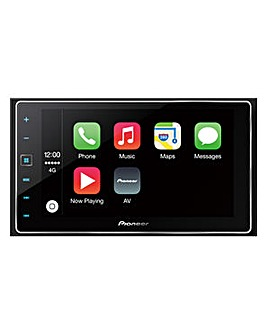Pioneer SPH-DA120 Car Stereo, Bluetooth, Apple And Android Smartphone Control
