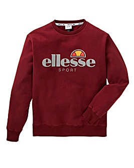 Ellesse Dazza Crew Sweat Long