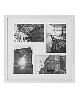 Impressions Photo Frame 4 Apertures