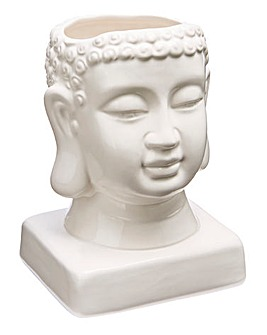 Buddha Head Vase