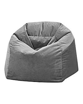 Velvet Opulence Snug Chair