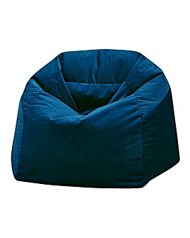 Velvet Opulence Snug Chair