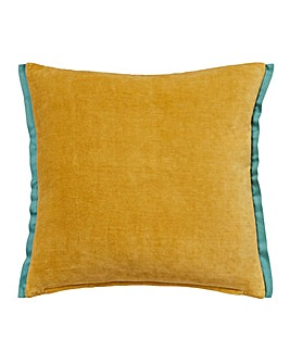 Joe Browns Velvet Border Cushion