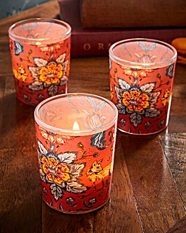 Joe Browns Set of 3 Tealight Holder