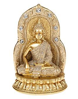 Soft Gold Buddha