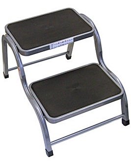 Double Steel Caravan Step
