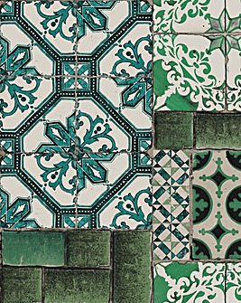 Portuguese Tile Wallpaper