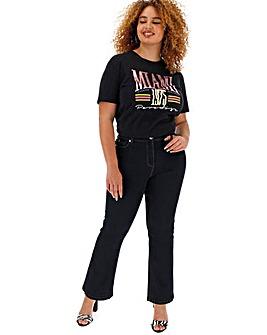 24/7 Indigo Bootcut Jeans Regular