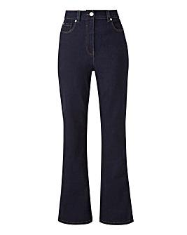 Indigo Bootcut Jeans Regular