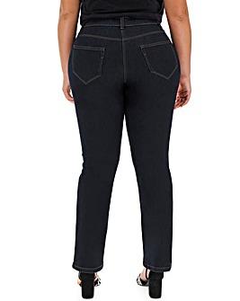 Petite 24/7 Indigo Bootcut Jeans