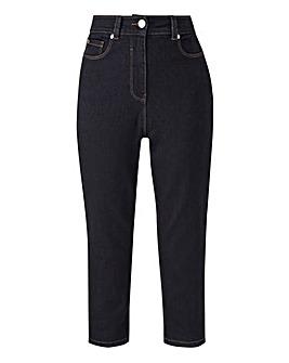 24/7 Indigo Crop Jeans