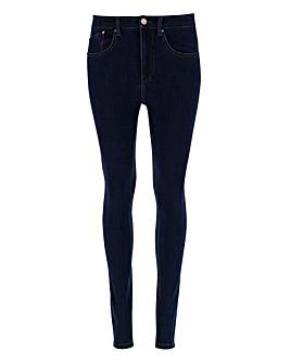 Indigo 4 Way Stretch Skinny Jeans