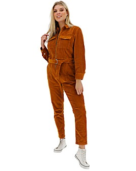 Stretch Cord Boilersuit