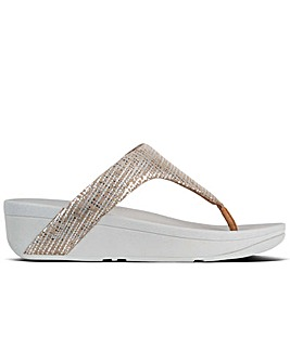 FitFlop Lottie Chain Print Sandals