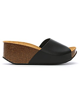DF By Daniel Tavernola Wedge Mules