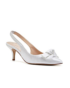 Paradox London Kaila Slingback Courts