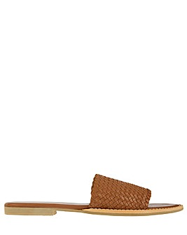 Monsoon Whisper Woven Slide
