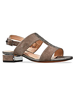 Van Dal Ione II Sandals Wide E Fit