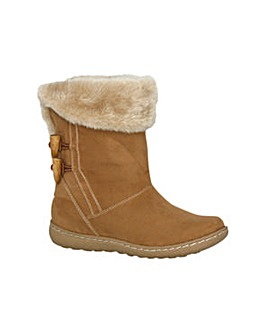 Pixie Sophie Fur Lined Boot