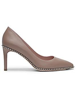 Daniel Newtoon Studded Court Shoes