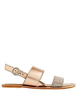 Accessorize Madrid Embellished Sandals