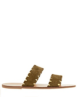 Accessorize Seattle Suede Sandals