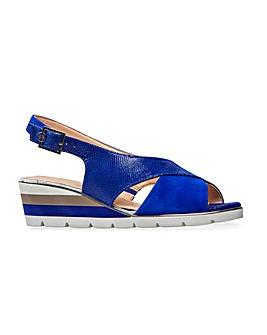068728a9c128 Van Dal Madras X Sandals Wide EE Fit